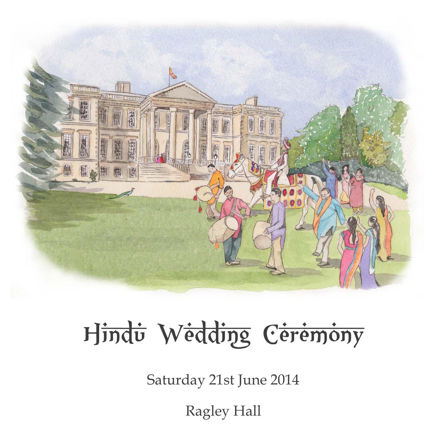 Ragley Hall Residence Modern Dwellings Cablik Enterprises: Bespoke Hand Painted Wedding Invitations, Bespoke Wedding